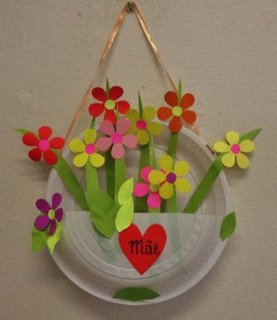Paper Plate Craft Ideas 01