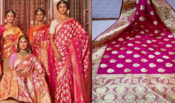 9 Banarasi Sarees Moms Should Try For 2021 Ceremonies