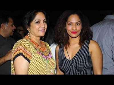 Popular moms - Neena Gupta and Masaba Gupta