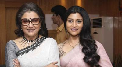 Aparna Sen and Konkana Sen Sharma