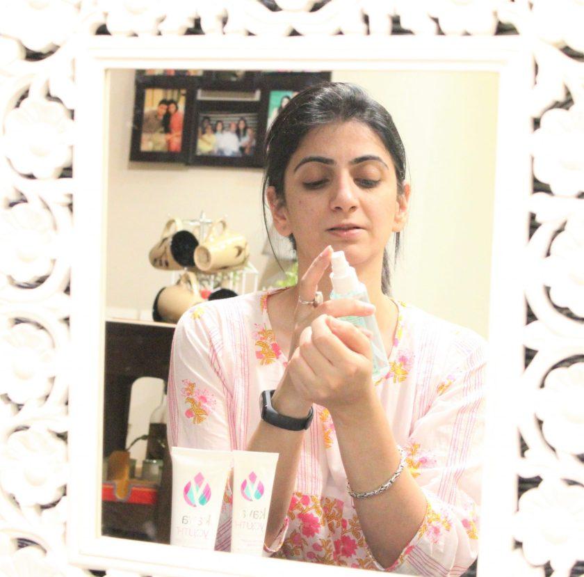 Skin Pranayam For Busy Moms 02