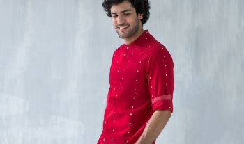 Dads! Create A Minimalist Feel With These Easy Breezy Cotton Shirts – Nicobar