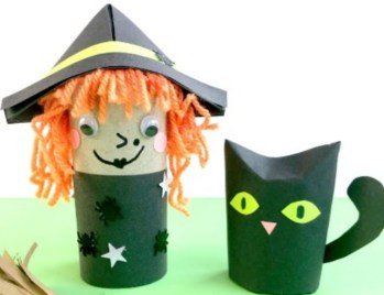 Halloween Crafts for Kids 05