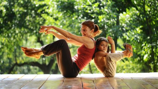 4 Winter Exercises You And Your Child Can Do At Home - TCT
