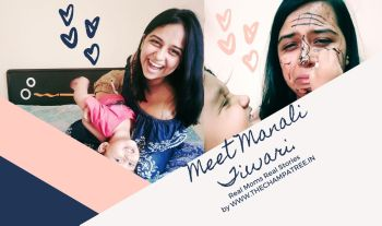 Meet Manali Tiwari – A Real Mom's Story On Being Genuinely Real