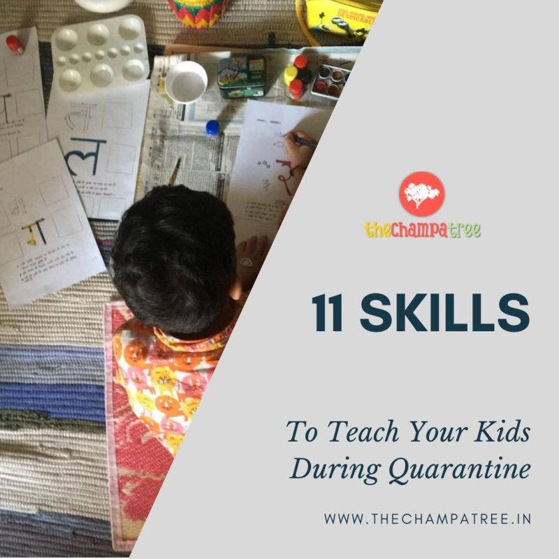Life Skills You Can Teach Your Kids - creative thinking