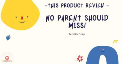 Teddy Bear Soap - TediBar Soap Product Review