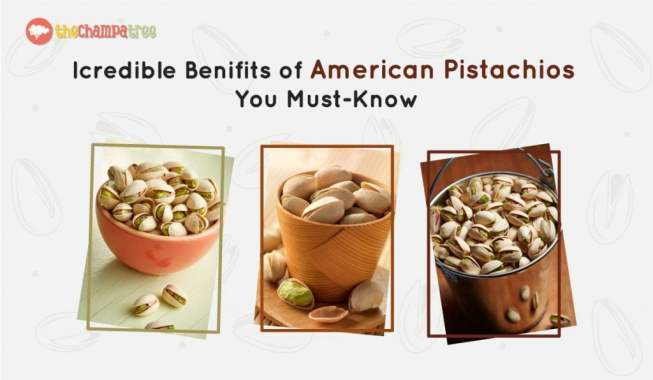 Benefits of pistachios