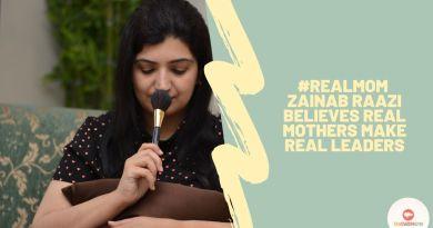 Real Mom Zainab Raazi