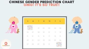 Chinese Gender Prediction Calculator