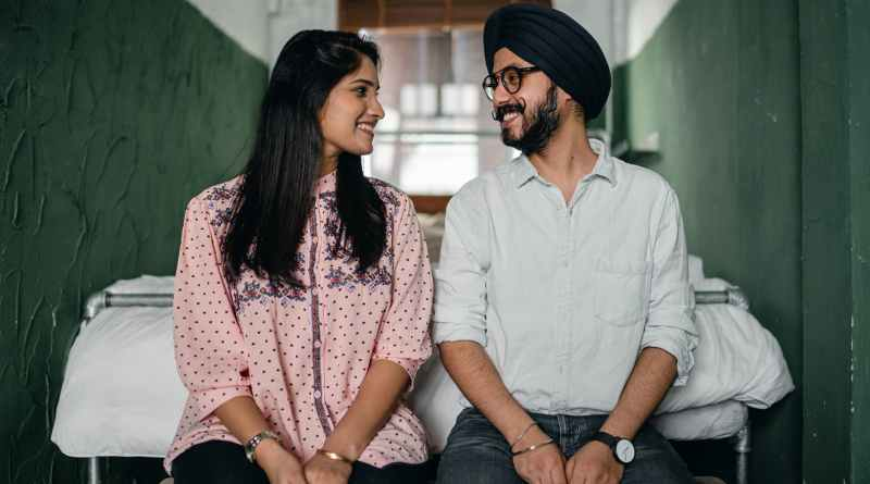 Indian Wife Love Quote - Indian couple in love