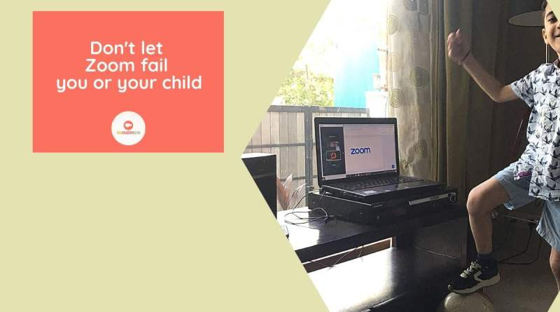 Zoom fail - Tips for parents