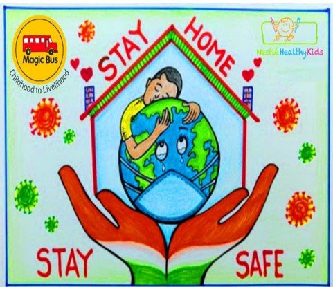 Stay home stay safe - Red Bus is committed to care