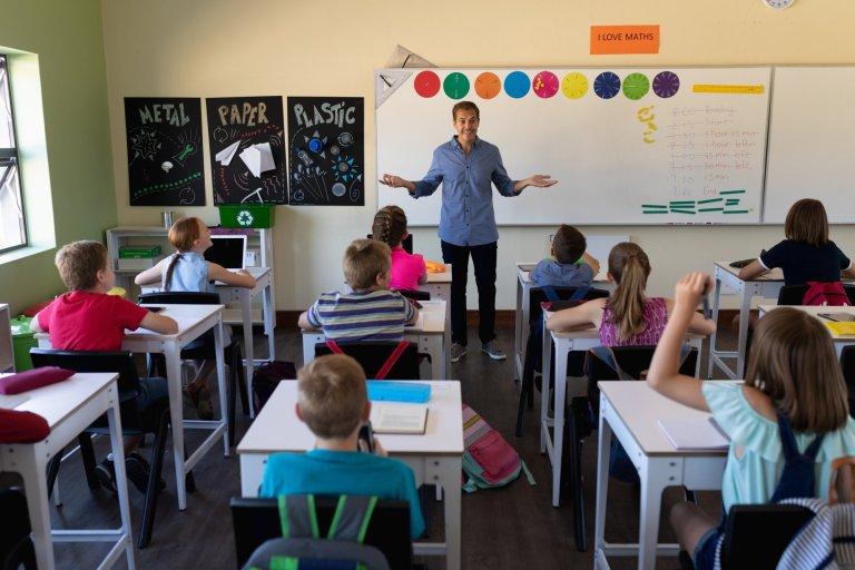 FactFile 3: Classroom Conversations