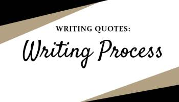 Writer's Life Quotes - The Character Comma