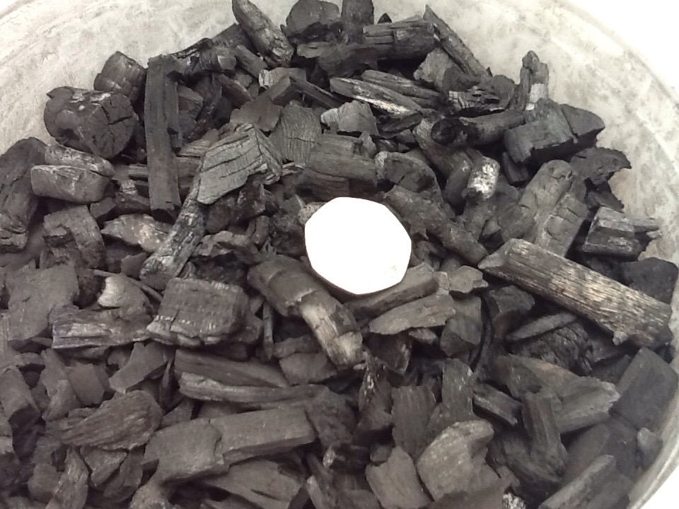charcoal for products from The Charcoal Hut