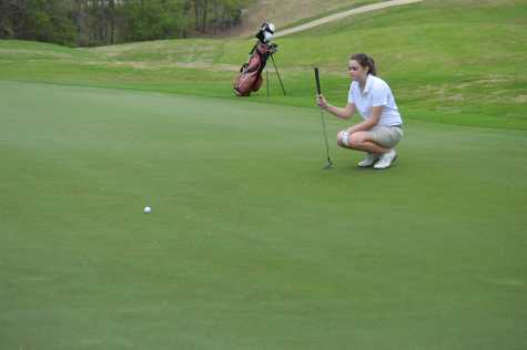 Golf Team Competes at OHS Invitational