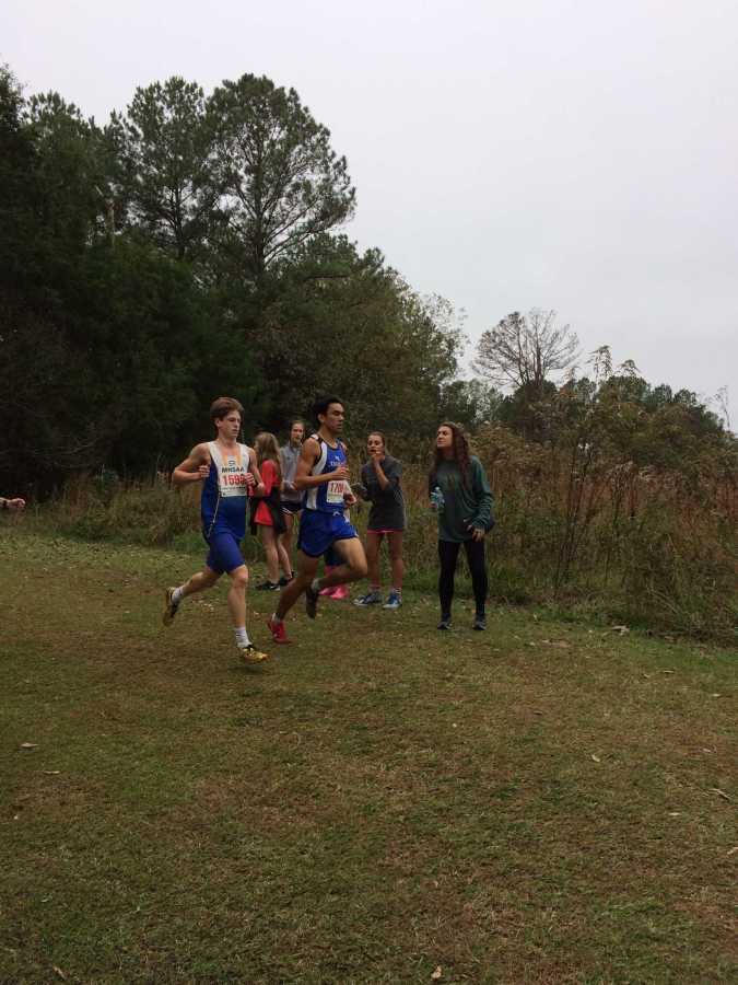 Junior+Jonathan+Tyler+competes+at+the+State+Championship
