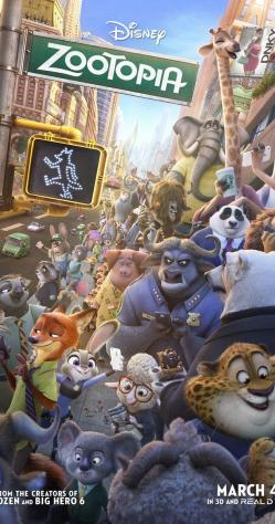 "REVIEW: ""Zootopia"" brings witty humor, relevant message"