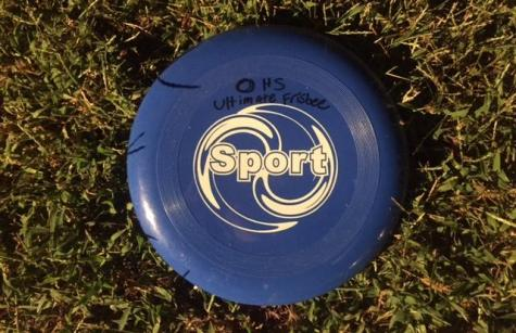 OHS ultimate frisbee club a fun after school activity