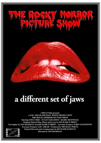 """""""Rocky Horror"""" screening brings Time Warp to Oxford"""