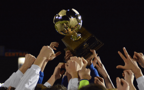 LIGHTNING STRIKES TWICE: OHS boys, girls soccer teams clinch state title