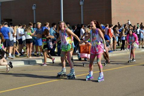 OHS caters to student needs with changes to school-day schedule, new events