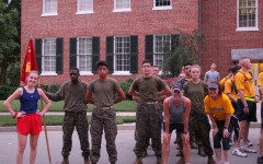 ROTC participates in annual 9/11 memorial run