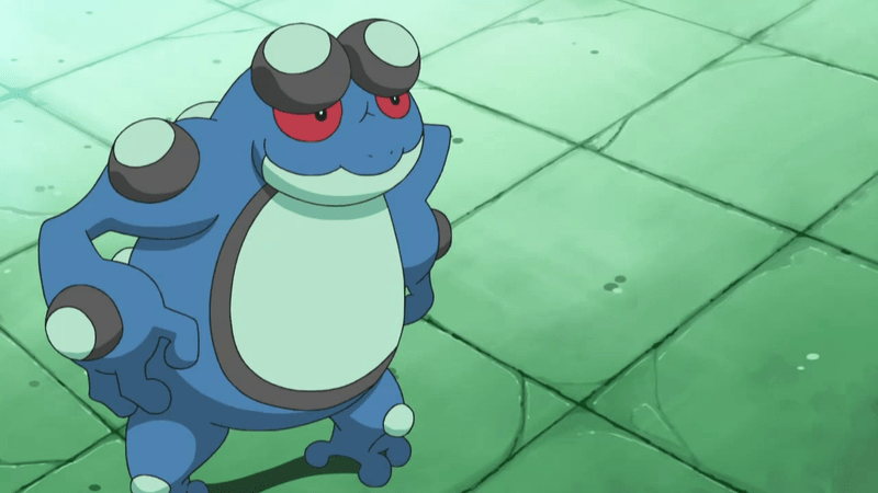 It's Seismitoad's World, We're All Just Living In It