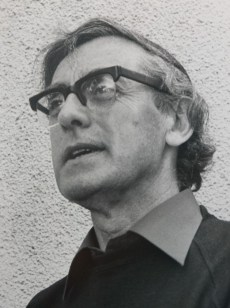Charles Causley by Robert Tilling, 1979