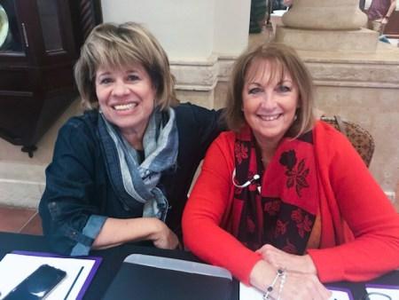 Susan Dunkelman & Carol Davis-Grossman
