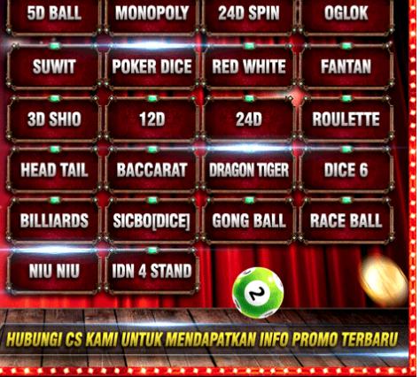 Rasakan Kenikmatan Permainan Live Dingdong Online dan Casino Yang Dilakukan Secara Real Time