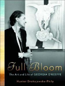 Cover of Full Bloom: The Art and Life of Georgia O'Keeffe by HD Philp.Georgia O'Keeffe: 6 Business Tips For Artists