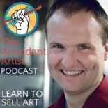 Cory Huff host of Abundant Artist Podcast