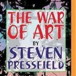 cover of audio version of The War of Art, one of my Reference Books For Writers