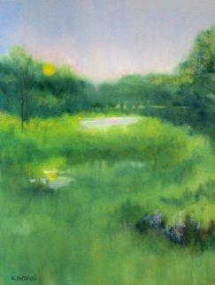 Sundrop painting for meditation for artists post