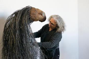 Alison Saar, disrupter, creator, great artist
