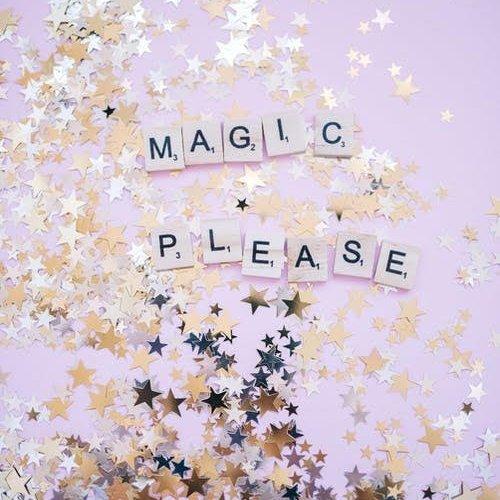 magic please for Charmed Studio BLog's writing ritual post