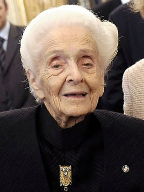 nobel prize winning female scientist rita levi montalcine