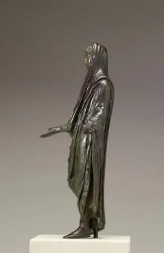 roman genius statue for Orhan Pamuk article