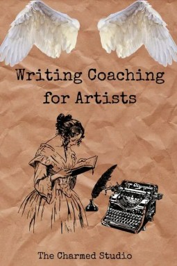Writing Coaching from The Charmed Studio