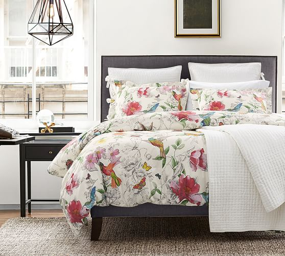 10 Spring Duvet Covers: Spruce up your bedroom for spring with one of these stunning spring duvet covers!