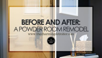 9 pretty powder rooms - the charming detroiter