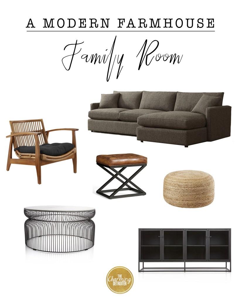 Elmgate Manor Family Room Inspiration