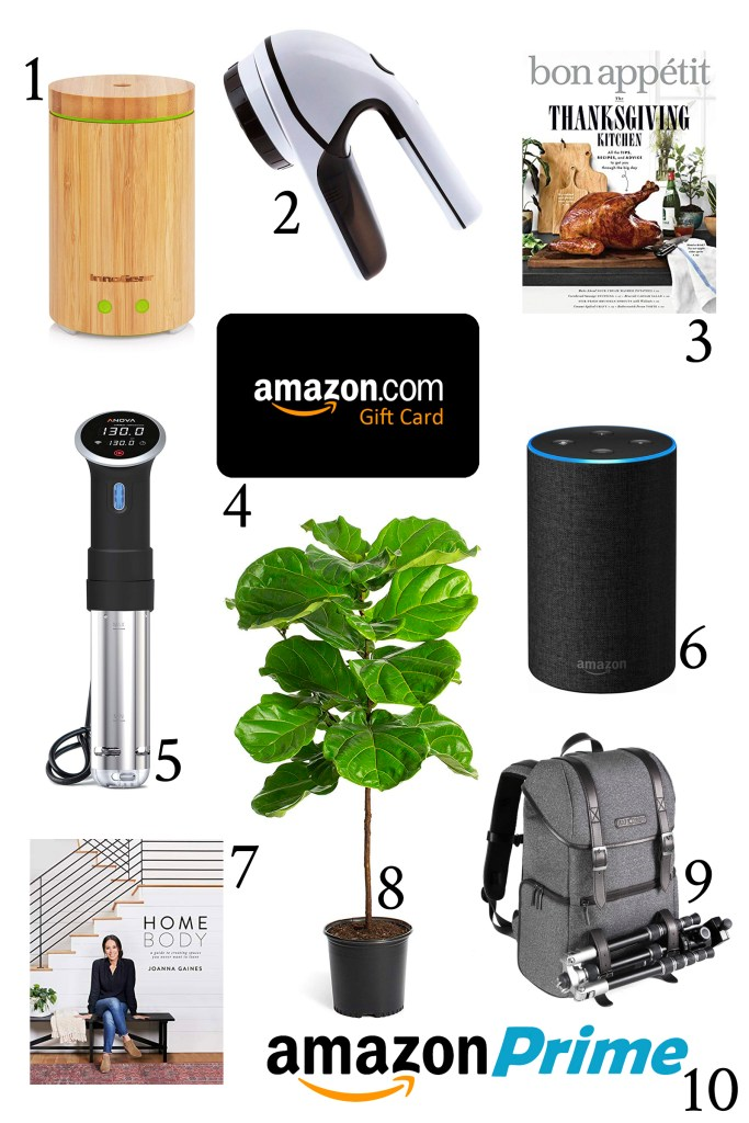 Amazon is excellent for finding last minute gifts that are affordable and perfect for your loved ones! Today I'm sharing ten of the best Amazon Christmas gifts (everrr)!