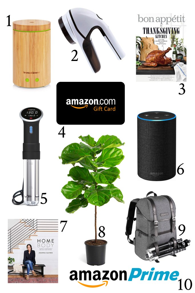 Amazon is excellent for finding last minute gifts that are affordable and perfect for your loved ones! Today I'm sharing ten ofthe best Amazon Christmas gifts (everrr)!