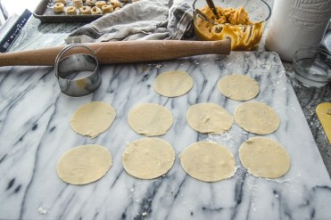 One of my most favorite therapeutic meals to cook in the kitchen is homemade pasta, and today I'm cooking up my favorite homemade butternut squash tortellini!