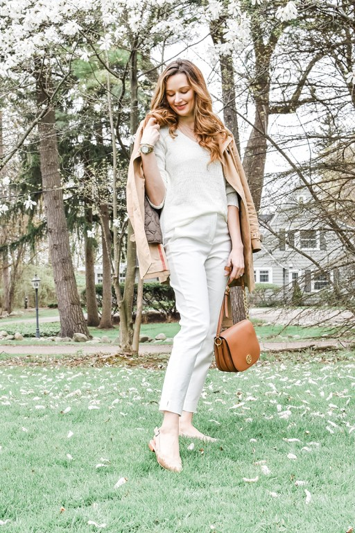 Celebrate the weekend in style with some Memorial Day outfit inspo! I'm sharing my all-white Memorial Day outfit that I can't wait to wear this weekend!