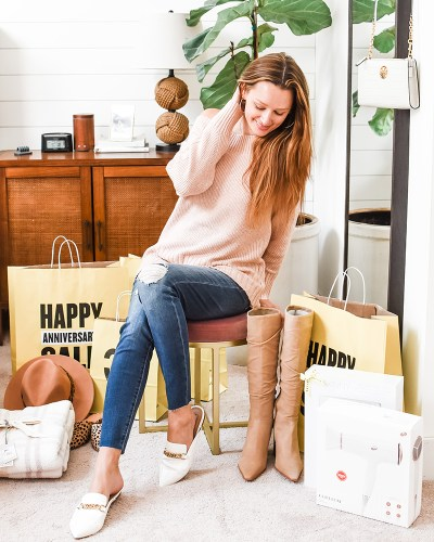 Here it is! Pat 1 of my 2020 Nordstrom Anniversary Sale Haul: I'm so excited to share these perfect top picks with y'all for the fall!