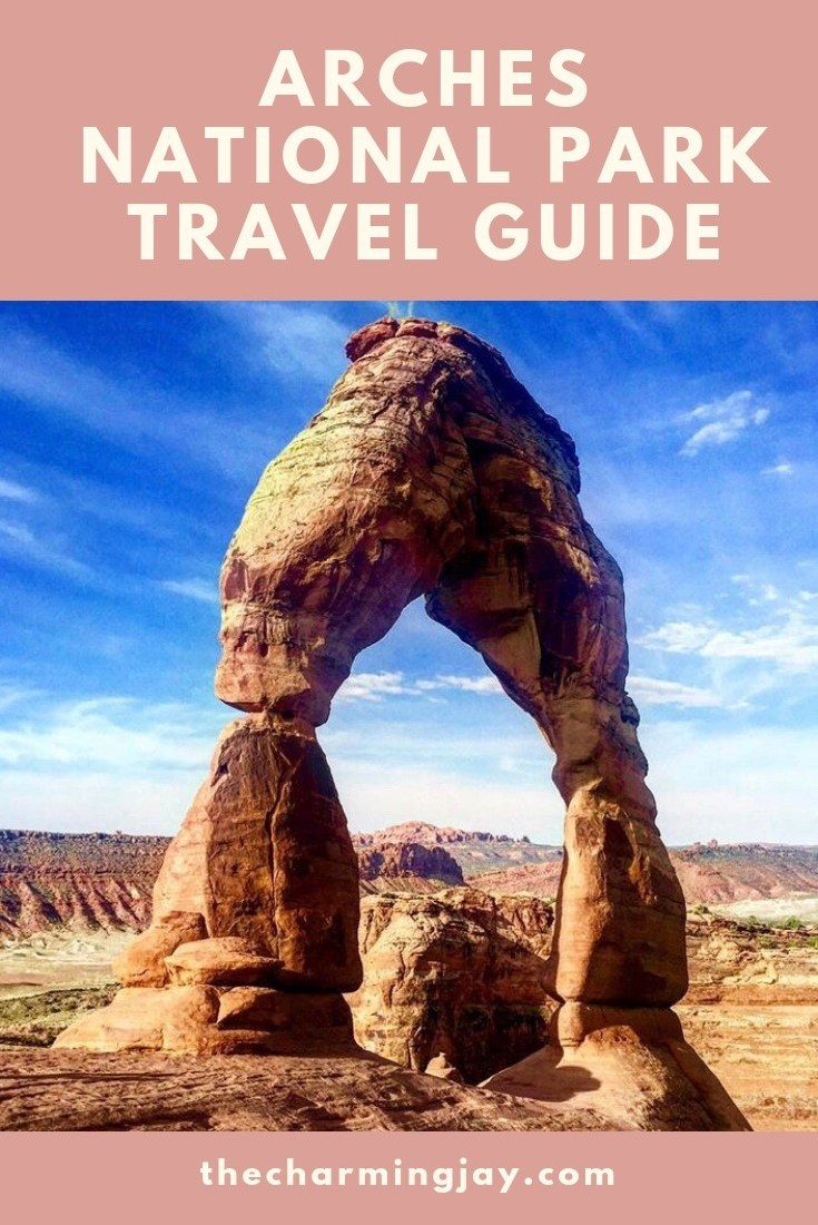 Traveling Arches National Park